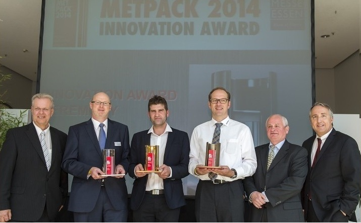 "Matriruiz was given the ""Innovation Golden Award"" at Metpack."
